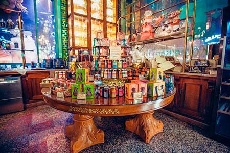 aromatnye spetsii, masla i sousy v magazine Kuptsov Eliseevikh